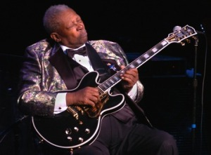 The great B.B. King.