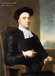"George Berkeley: ""To be is to be perceived."""