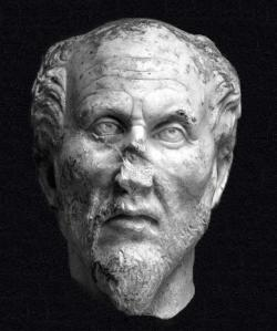 """The world is knowable, harmonious, and good.""  (Plotinus, c. 204/5 – 270 BC)"