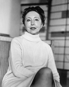 """Good things happen to those who hustle, and shit.""  Anais Nin"