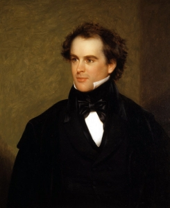 """""""Easy reading is damn hard writing, and shit.""""  Hawthorne"""