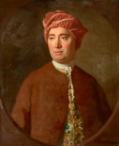 """A wise man proportions his belief to the evidence, and shit.""  David Hume"