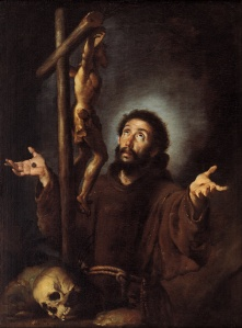 """Where there is injury let me sow pardon, and shit.""  Francis of Assisi"